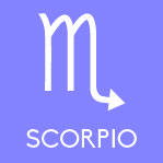 Tarotscopes Symbol for Scorpio